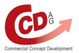 CCD Commercial Concept Development AG